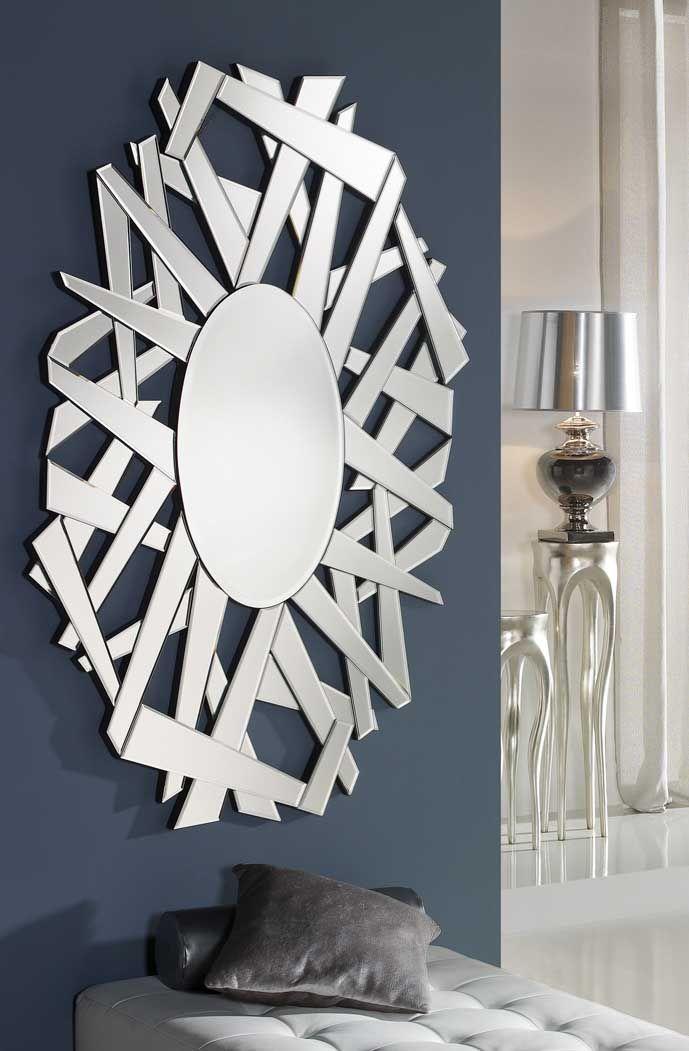 Espejo Modelo Nova Oval. Tu tienda online de espejos modernos