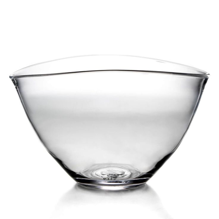 The Barre bowl is beautifully contemporary. The asymmetrical wave in its shape is perfect for displaying fruit, salads, or collectables. The Barre Bowl's soft and modern lines make it our most popular contemporary wedding gift.
