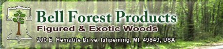 Exotic Wood Supplier - Turning Blanks, Exotic Wood & Exotic Lumber | Bell Forest Products