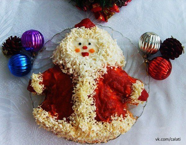 SALAD FATHER FROST