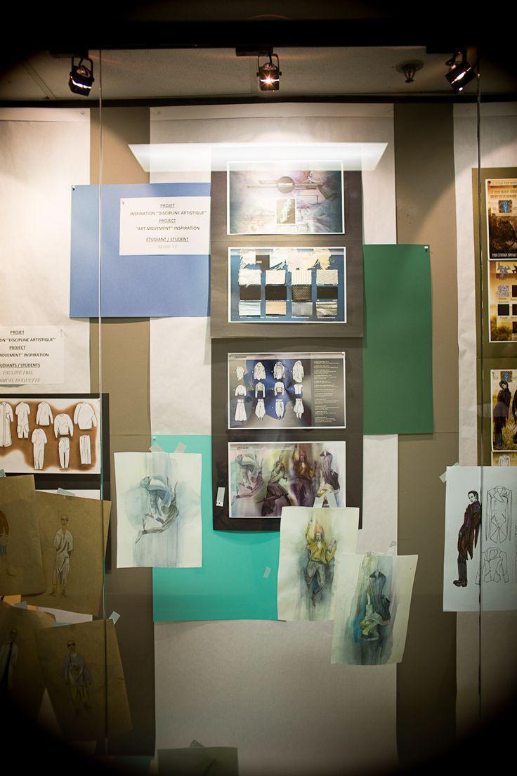 Ecole de mode : Le Collège LaSalle de Montréal