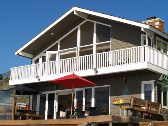 So Cal.....Family Reunion.....Capistrano Beach House Rental: Beautiful Cape Cod Beach Home on the Sand! 701