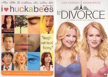 I Heart Huckabees/Le Divorce [2 Discs] [DVD], 10779736
