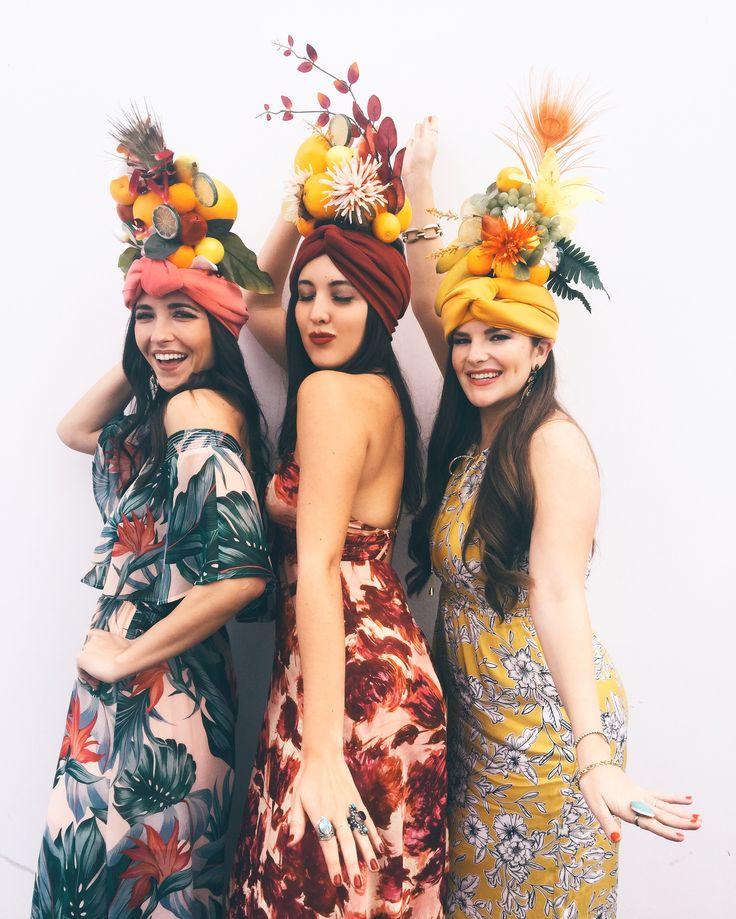 Tropicana girls! #halloween #halloweencostumeDIY