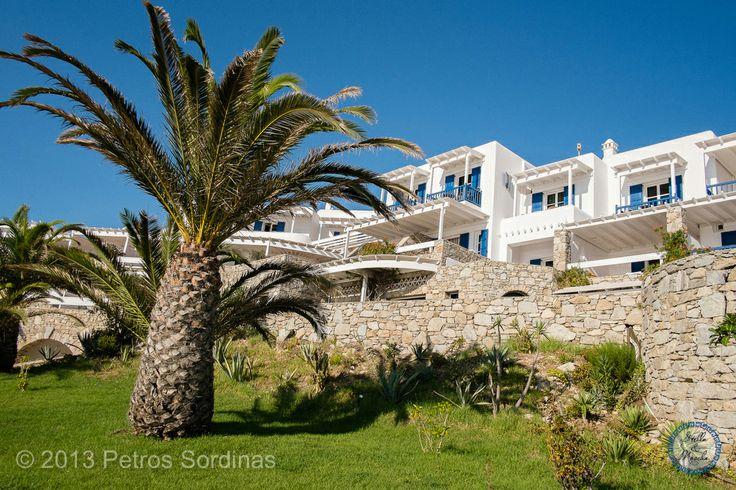 Mykonos Wedding @ Santa Marina by Stella and Moscha - Exclusive Greek Island Weddings   Photo Petros Sordinas