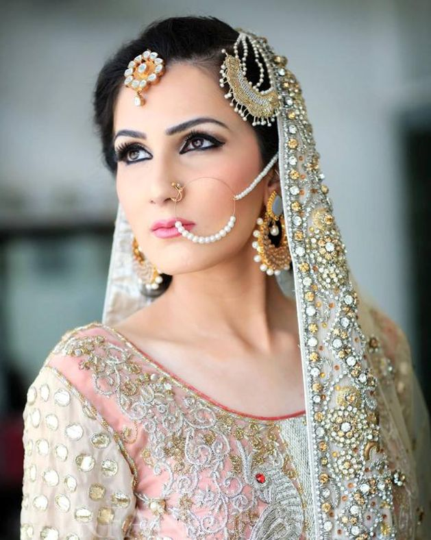 Bridal by Allechant.  http://www.shaadi.org.pk/