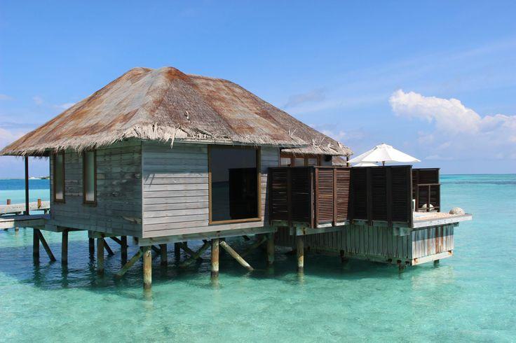 Review of a Deluxe Water Villa at the Conrad Maldives Rangali Island Resort by Wilson Travel Blog