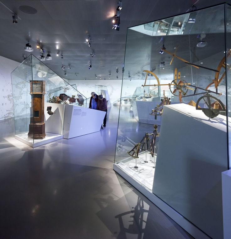 Image 2 of 11 from gallery of Danish National Maritime Museum Permanent Exhibition / Kossmann.dejong. Photograph by Thijs Wolzak