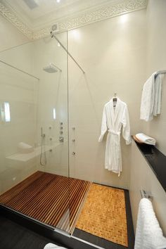 Back Painted Glass Shower