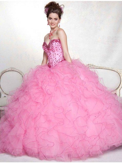 Mori Lee Vizcaya 88045 Quinceanera Prom Dress 2013