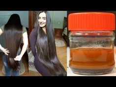 How To Grow Long & Thicken Hair With Blackseeds - World's Best Remedy For Hair Growth - YouTube
