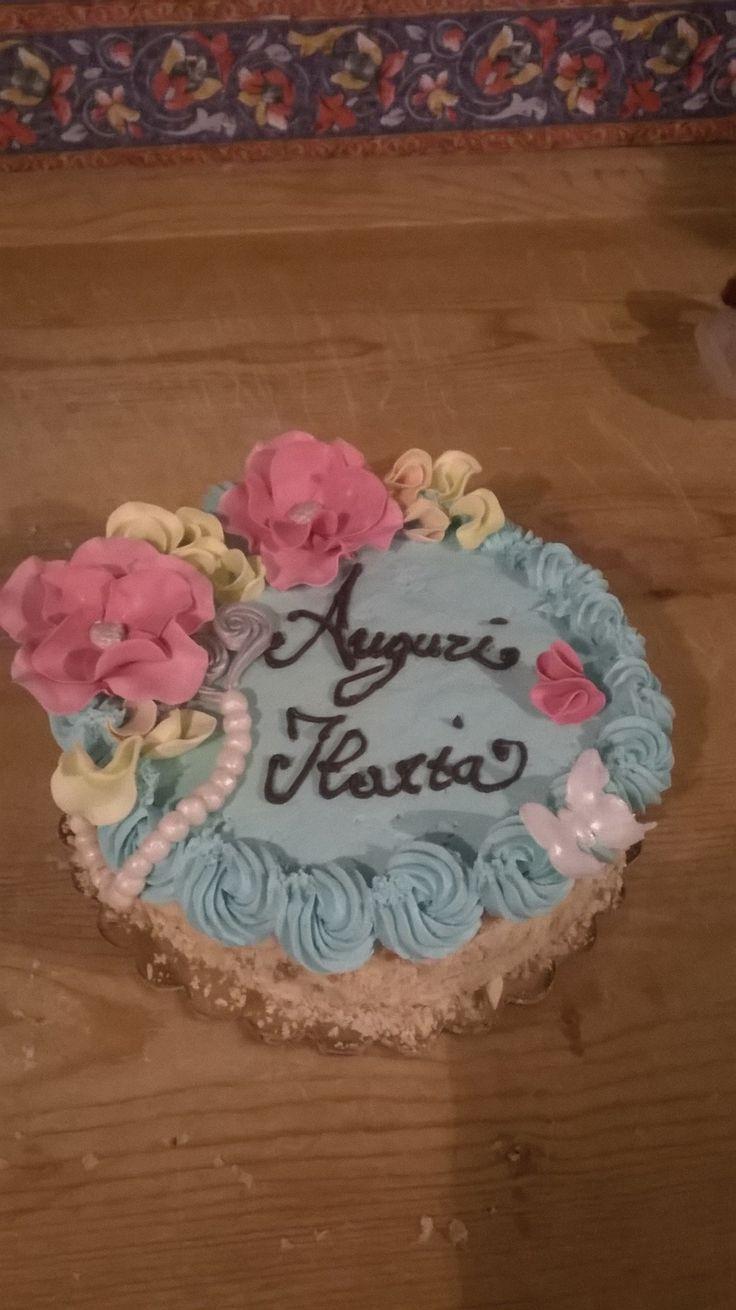 vintage romantic mini cake