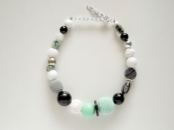 Mint Urban Necklace