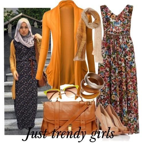 hijab street style 7 s