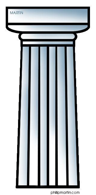 Greek Columns - Ancient Greece for Kids