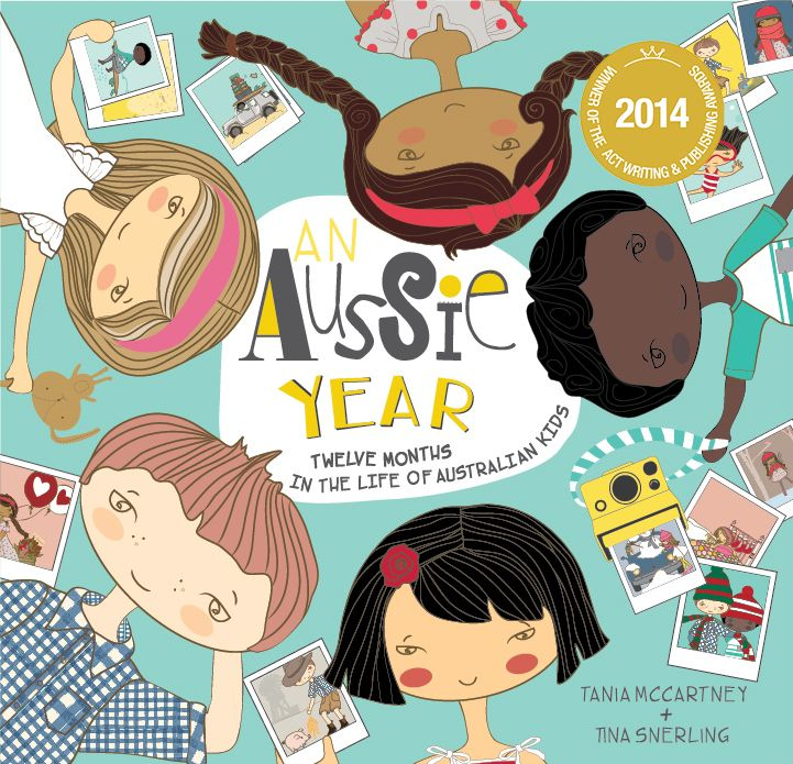 An Aussie Year by Tania McCartney and Tina Snerling