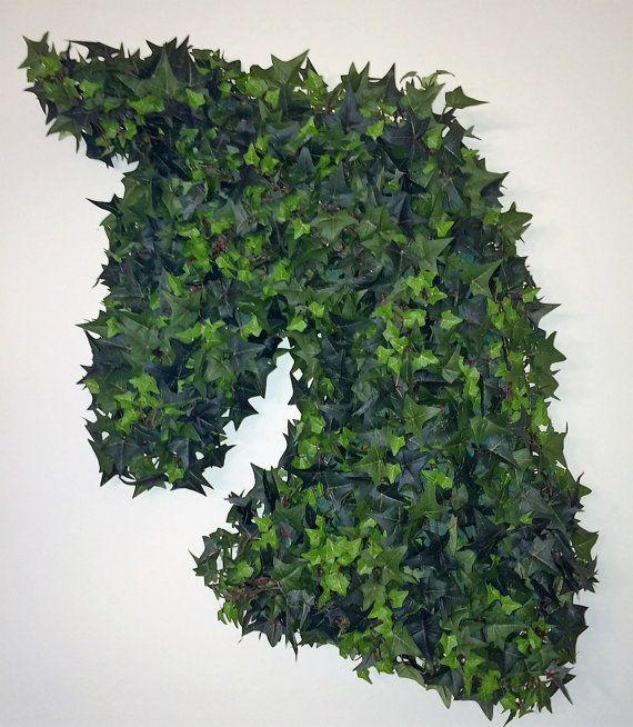 Ivy Horse Head Wreath Spring Ivy Horse Head Wreath by HorseWreaths BY CHERYL BOLTON