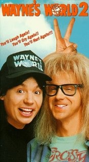 Wayne's World 2 (1993) - Mike Myers, Dana Carvey and Christopher Walken