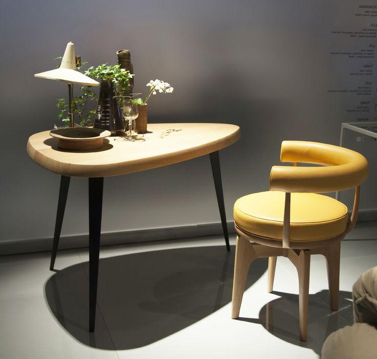 Une réédition de meubles crées par Charlotte Pierrand chez Cassina