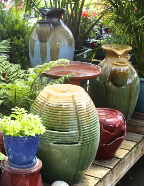 Garden Walk Chattanooga: 1000+ Images About Fountain Ideas From The Barn Nursery