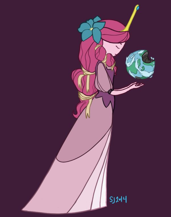 Princess Bubblegum by Number-36.deviantart.com on @deviantART