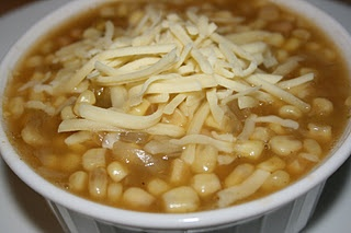 White Chili  Crockpot recipe  This ones completely Vegetarian Friendly