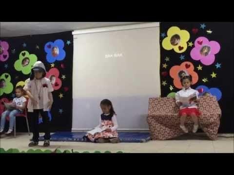 Okuma Bayramı Gösterisi - BAK BAK - YouTube