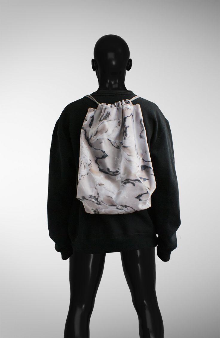 Marble Fantasy Bag by Warp Hood