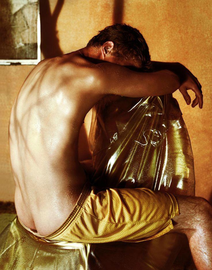 Jeff Bark (B.1963), Goldenboy, 2014. Archival pigment print.