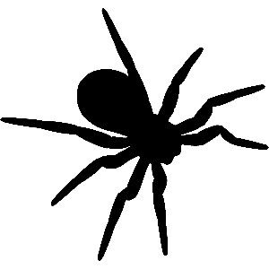 black widow spider silhouette - photo #25