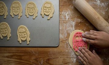 Treat Yourself To A Cookie Cutter Of Your Face