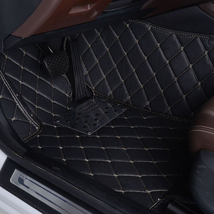 wholy surrounded car floor mats for Tesla -MODEL S special leather xpe car detachable slip protection five seats #Affiliate
