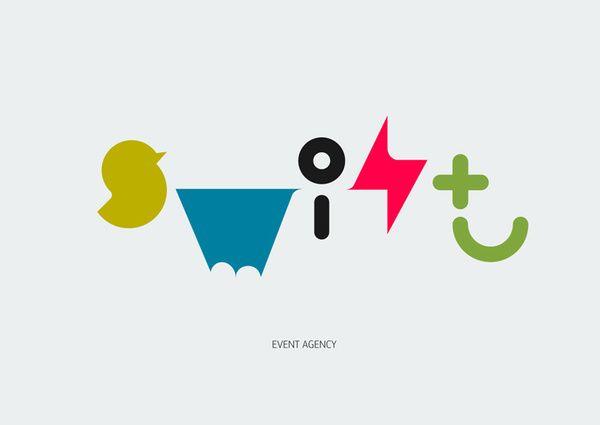 SWIST - Event Agency by Danil Krivoruchko, via Behance