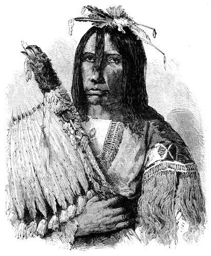 Blackfoot Indians: Blackfoot Indian Chief  http://ushistoryimages.com/blackfoot-indians.shtm