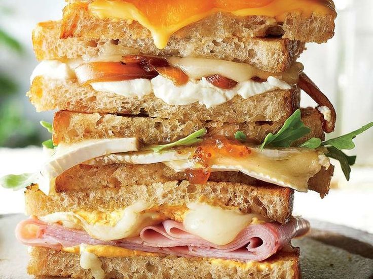 Classic Grilled Cheese Recipe | MyRecipes