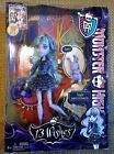 Monster High 13 Wishes Twyla Doll with Pet Bunny Dustin