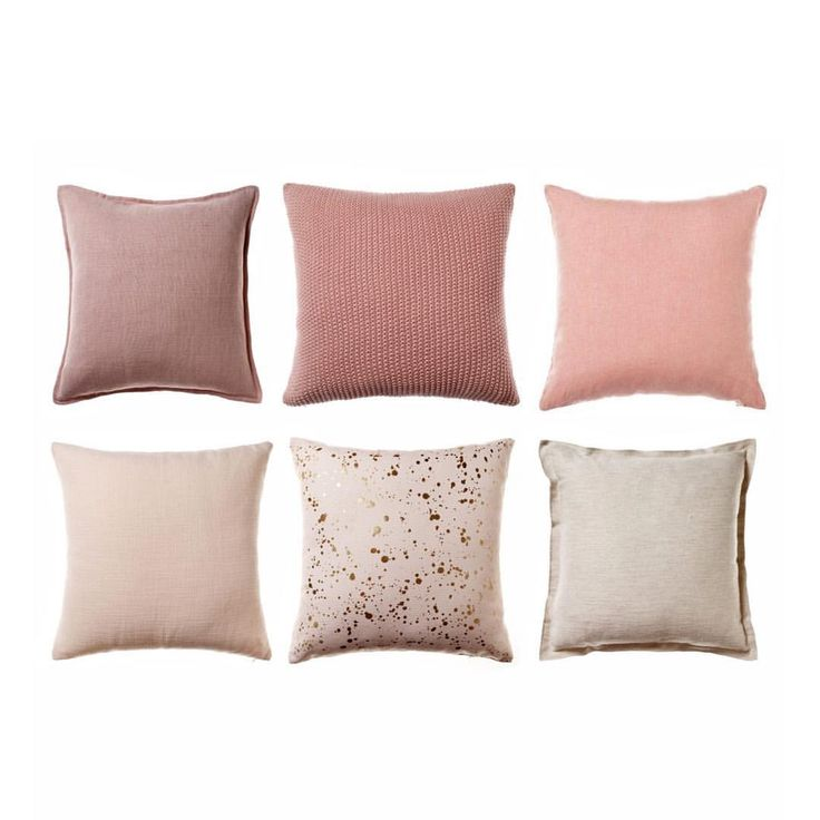 """The Bargain Diaries on Instagram: """"@adairs are still running their massive sale, which includes these cushions which are all 30% off, and are now under $50 except the top right and top left which are now under $70! #adairs #sale #bargain #thebargaindiaries #homedecor #cushions #pink #blush"""""""