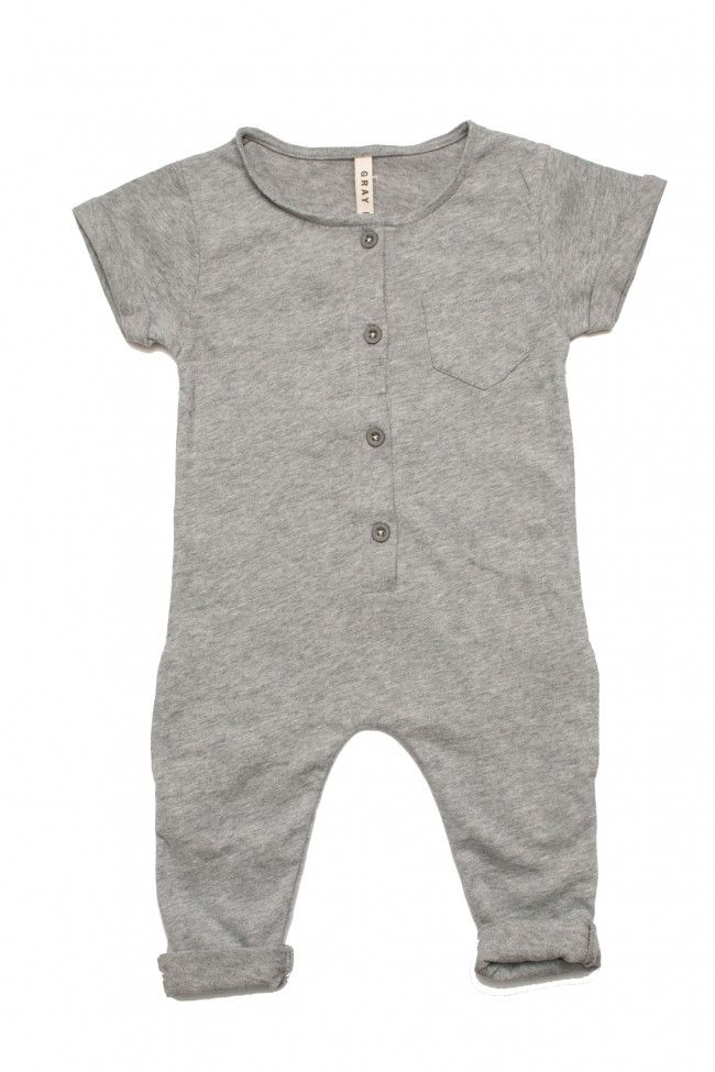 Playsuit - Jongens - shop | Gray Label