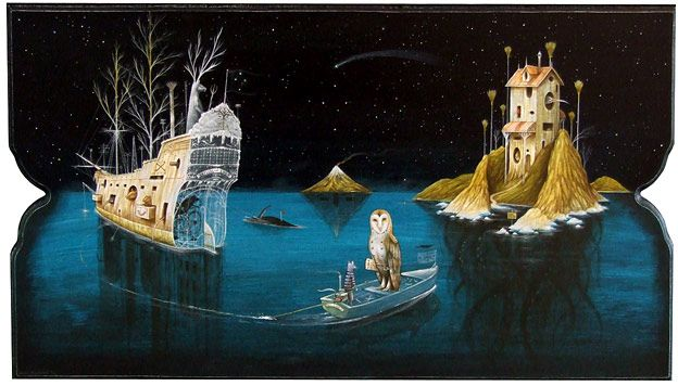 dean raybould nz contemporary artist, humorous, surrealist