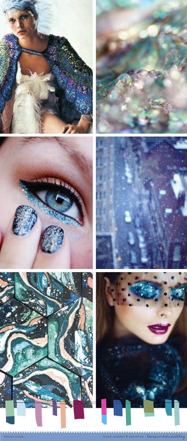 love print studio blog: Colour crush...in an ode to anything and everything that sparkles and glitters!