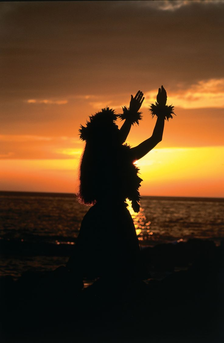 Hula in the Sunset