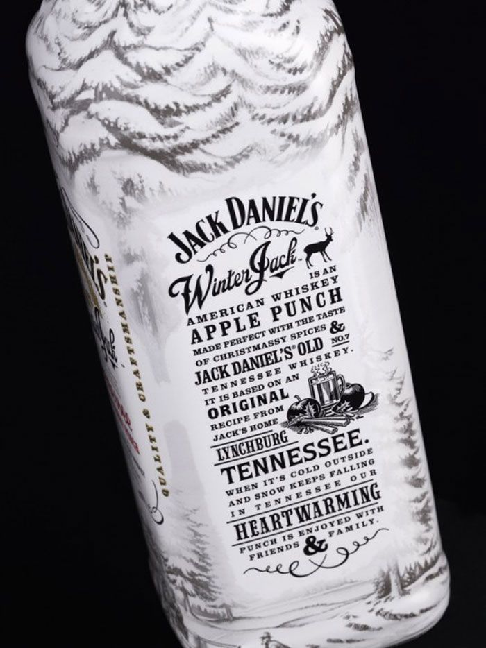 Love the typography!  http://www.thedieline.com/blog/2012/1/19/jack-daniels-winter-jack-apple-punch.html