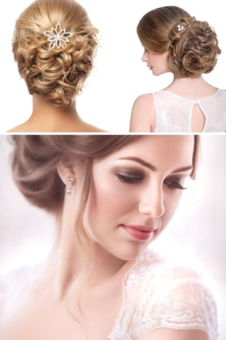 wedding hairstyles for one shoulder dresses | saddha