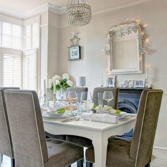 33 Best Edwardian Dining Room Images On Pinterest