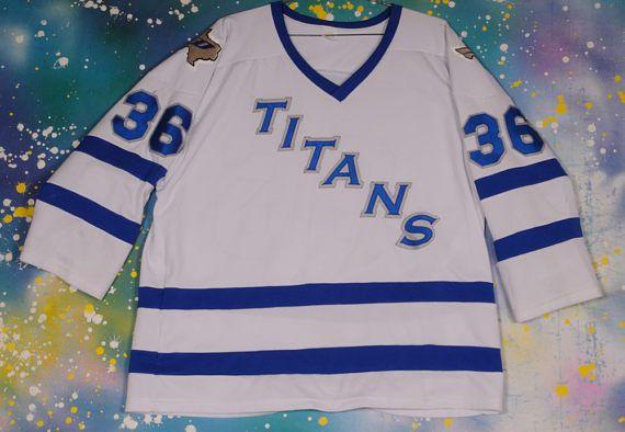 TITANS 36 Perani's Hockey Shop  Sports Jersey