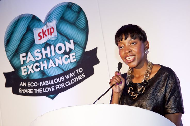 #SkipFashionExchange - the eco fabulous way to share the love for clothes.