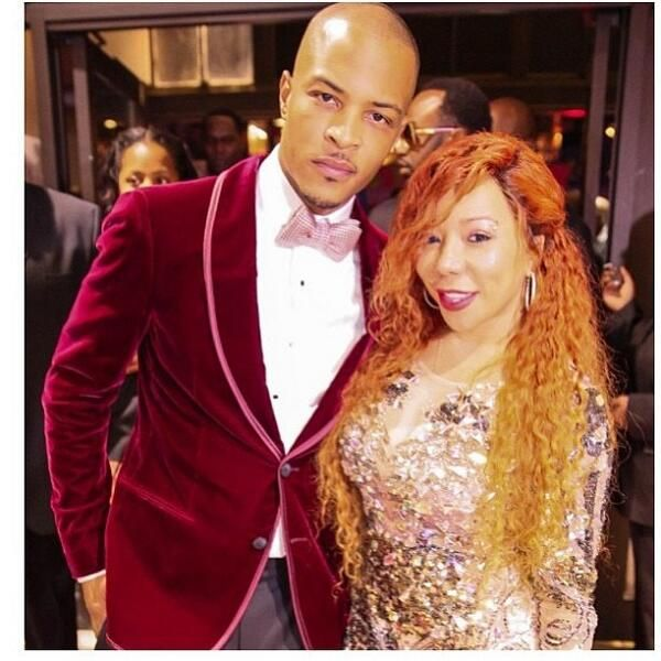 Fans might have forgotten about the drama between T.I., his wife Tiny and boxing star Floyd Mayweather. But one person who didn't is Tiny's best friend Shekinah.