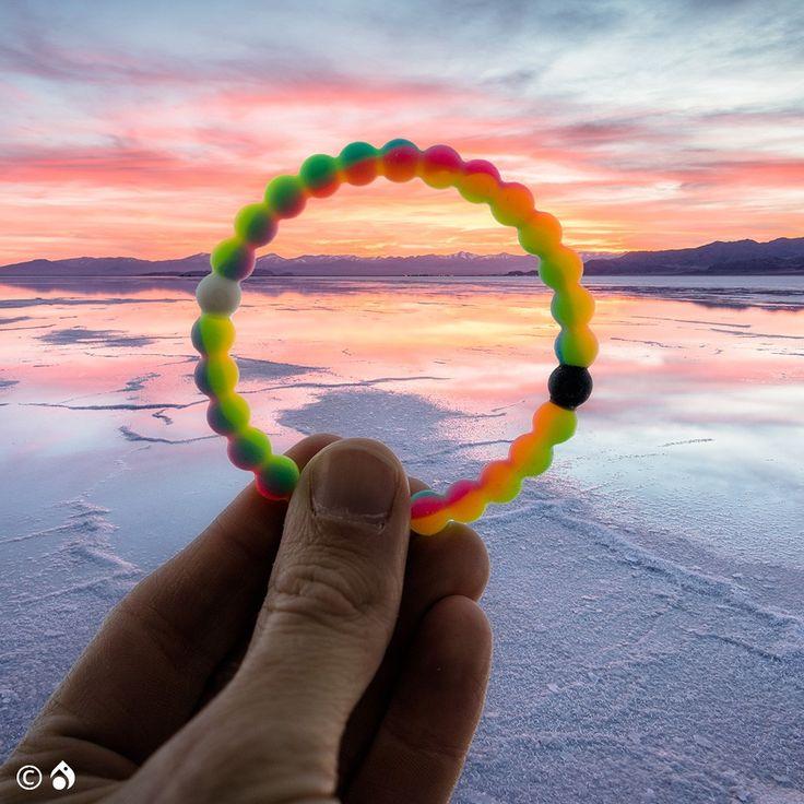 Get a Neon Lokai Bracelet now