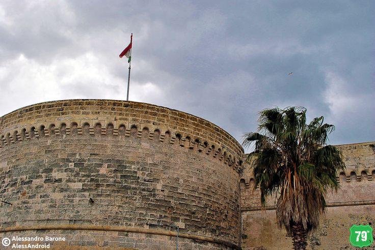 Torre del Castello aragonese #Gallipoli #Salento #Puglia #Italia #Italy #Viaggiare #Travel #AlwaysOnTheRoad #Holiday #Sea #Mare #Sun #Sole #Vacanze #Beach #Spiagge