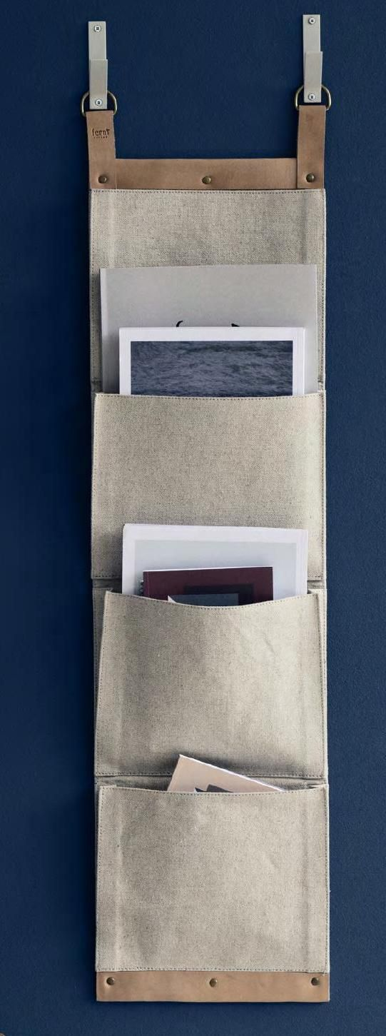 Great organizer for small space office #ClippedOnIssuu from ferm LIVING AW 14 Collection